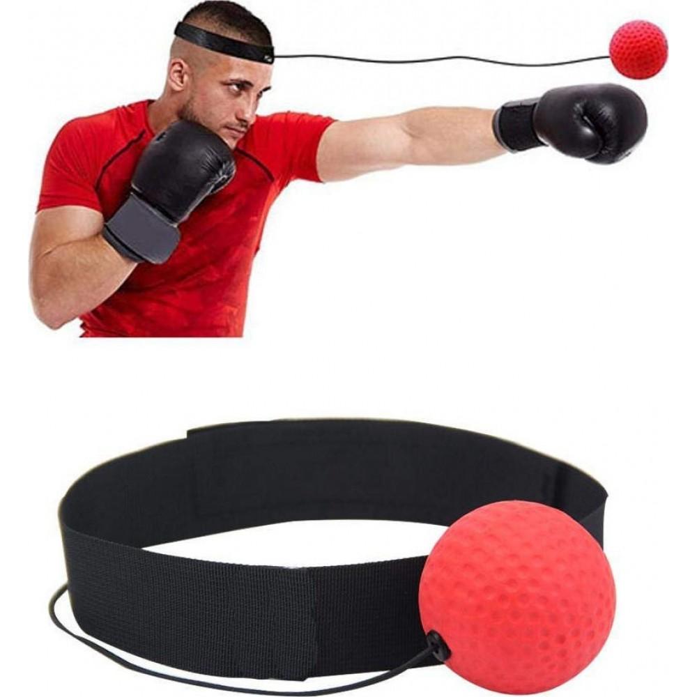 Μπάλα Βελτίωσης Αντανακλαστικών Reflex Fight Ball - 2 Τεμάχια