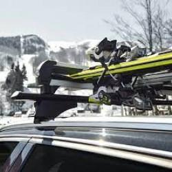 Σχάρες και Βάσεις Αυτοκινήτου για Σκι