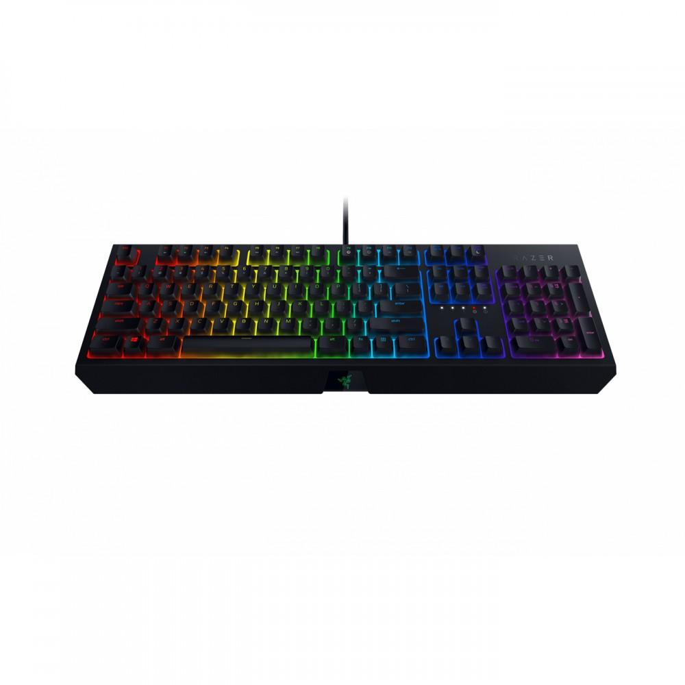 Razer BLACKWIDOW Mechanical Keyboard - Green Switch - Chroma - GR