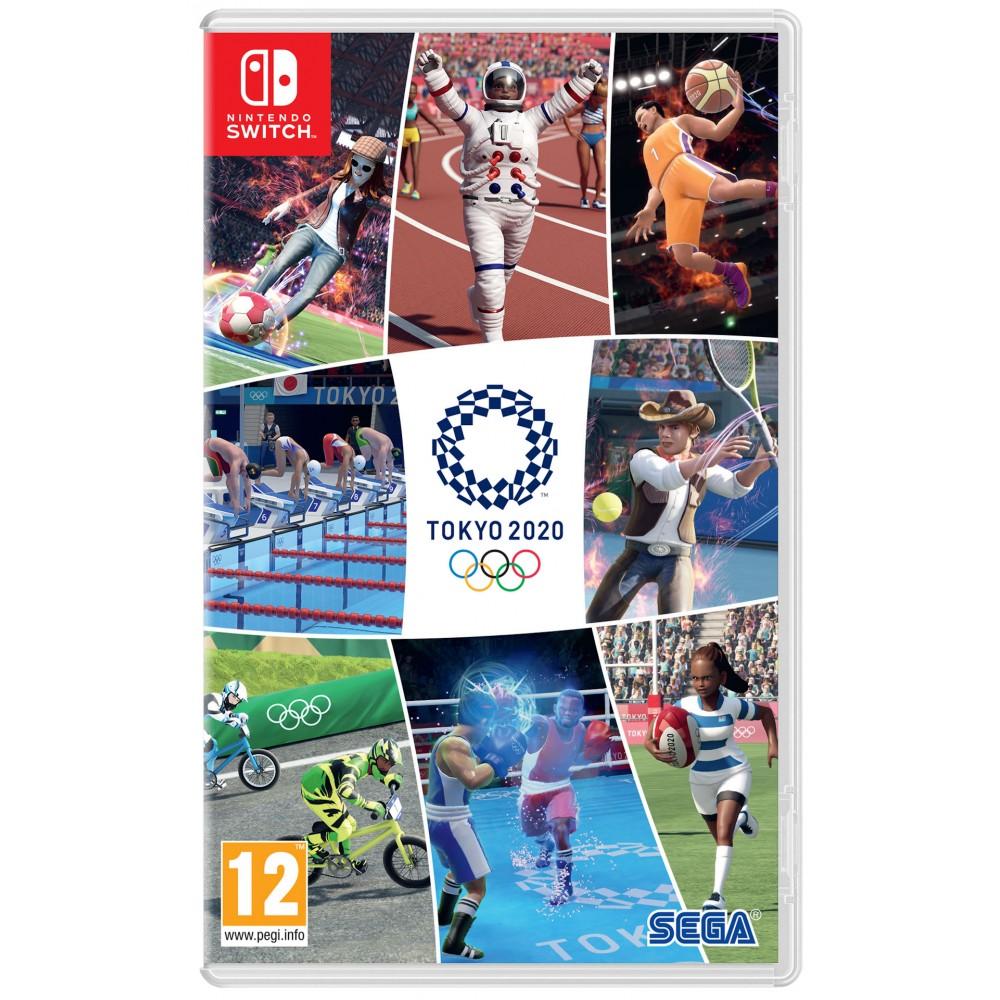 Tokyo Olympics 2021 Switch