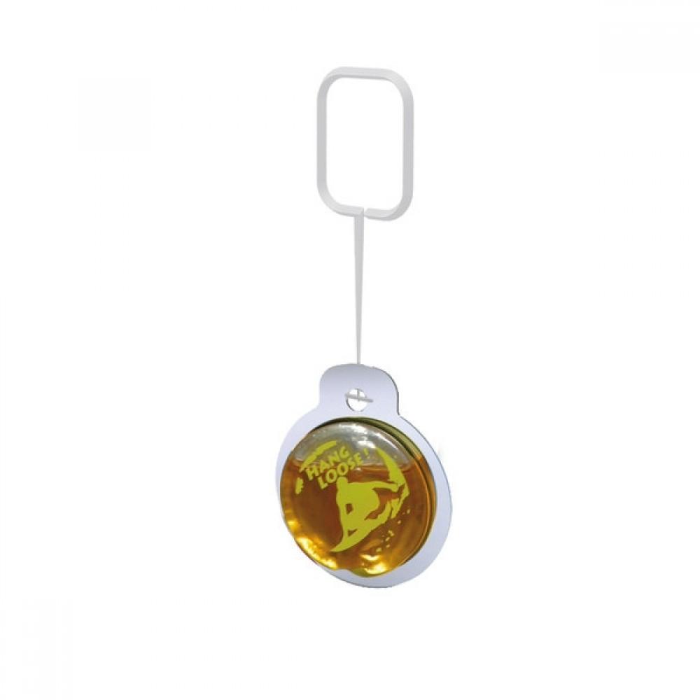 ΑΡΩΜΑΤΙΚΟ ΚΡΕΜΑΣΤΟ HANG LOOSE - TROPICAL (4,5 ml)