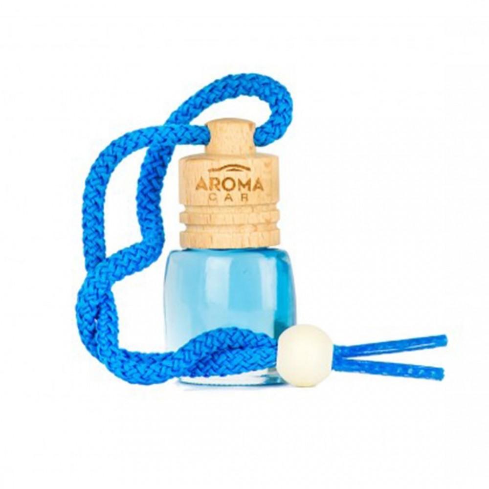 ΑΡΩΜΑΤΙΚΟ ΥΓΡΟ (ΚΡΕΜΑΣΤΟ) AROMA WOOD - AQUA (6 ml) AMiO - 1 ΤΕΜ.