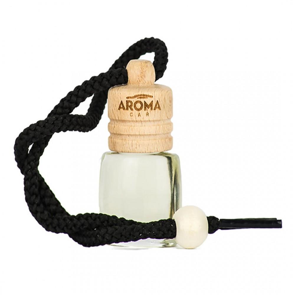 ΑΡΩΜΑΤΙΚΟ ΥΓΡΟ ΚΡΕΜΑΣΤΟ AROMA WOOD BLACK (6 ml) AMiO - 1 ΤΕΜ.