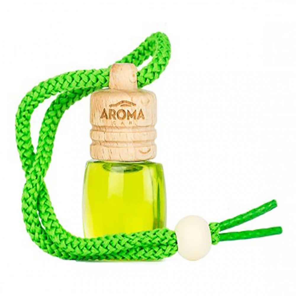 ΑΡΩΜΑΤΙΚΟ ΥΓΡΟ ΚΡΕΜΑΣΤΟ AROMA WOOD LEMON (6 ml) AMiO - 1 ΤΕΜ.