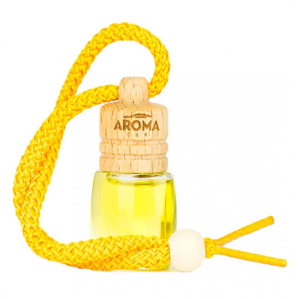ΑΡΩΜΑΤΙΚΟ ΥΓΡΟ ΚΡΕΜΑΣΤΟ AROMA WOOD VANILLA (6 ml) AMiO - 1 ΤΕΜ.