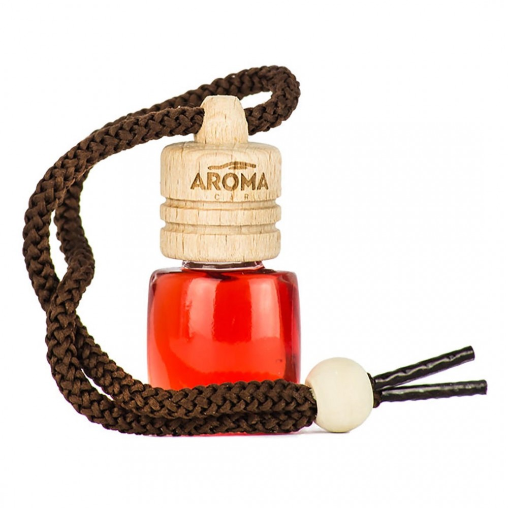 ΑΡΩΜΑΤΙΚΟ (ΚΡΕΜΑΣΤΟ) ΥΓΡΟ AROMA WOOD - ANTITOBACCO (6 ml) AMiO - 1 ΤΕΜ.