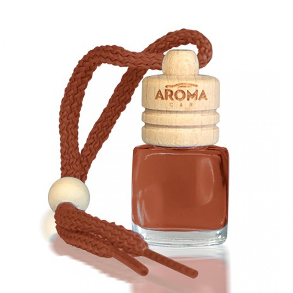 ΑΡΩΜΑΤΙΚΟ (ΚΡΕΜΑΣΤΟ) ΥΓΡΟ AROMA WOOD - COCONUT (6 ml) AMiO - 1 ΤΕΜ.